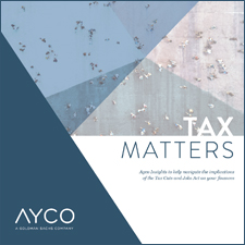 Tax matters guide